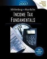 Income Tax Fundamentals, 2007