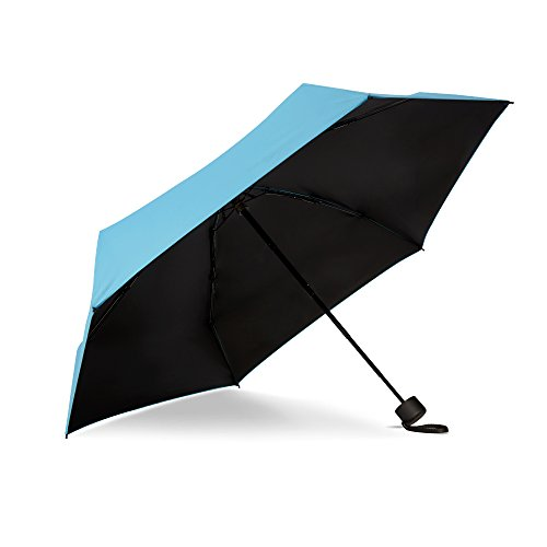 Nooformer Mini Travel Umbrella - Light Compact Sun Parasol