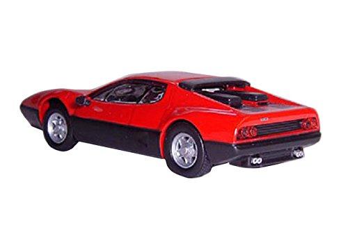 京商 1/64 フェラーリ  ミニカーコレクション1  512BB 赤