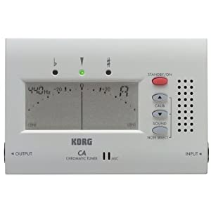 KORG クロマチックチューナー CA-40