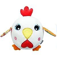 Yiping 子供用 知育玩具 赤ちゃん 可愛い チック 柔らか ハンドラトル ベル 子供 赤ちゃん ファニー クローリング ベル ボール おもちゃ ギフト