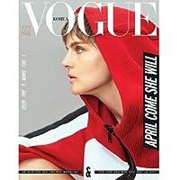 韓国雑誌 VOGUE(ヴォーグ) 2018年 4月号 (AOAのソルヒョン、チョン・ウンチェ、イ・ミスク、イム・スジョン、シン・ハギュン、コ・ジュン、ソン・ソクグ記事)