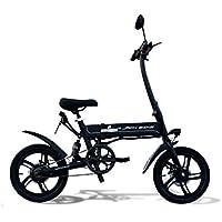 電動ハイブリッドバイク JACKBIKE Z-1(ブラック)
