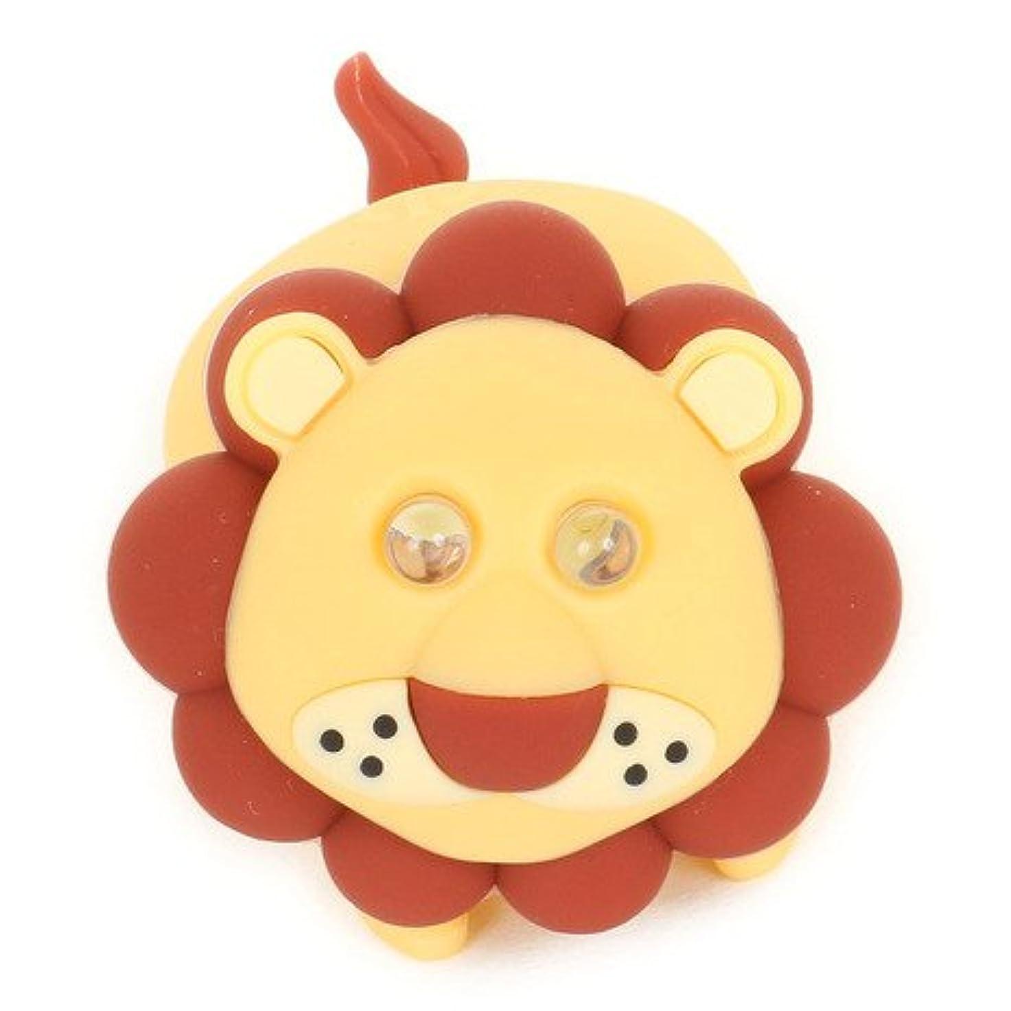 謎艶段階GIZA PRODUCTS(ギザプロダクツ) ズーニマルライト(ホワイトLED) ライオン