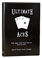 [マジック メーカー]Magic Makers Ultimate Aces DVD High Impact Card Tricks That Are Easy to Learn! 168 [並行輸入品]