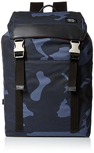5014fcd4509e [ジャック・スペード] バックパック CAMO WAXWEAR ARMY BACKPACK Blue