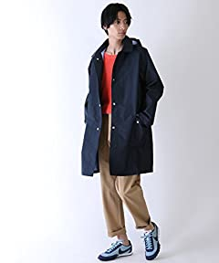 USA 3 Layer Coat 15218600010: Navy