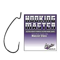 モーリス(MORRIS) ノガレスフッキングマスター モンスタークラス フック #1 釣り針