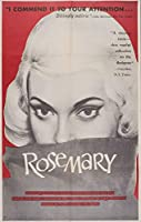 キャンバスに映画ポスタージクレープリント - 映画ポスター複製壁の装飾(ローズマリー2) #XFB