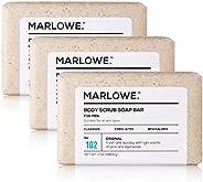 MARLOWE. No. 102 Body Scrub Soap for Men