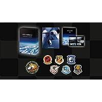 【PS4】ACE COMBAT 7: SKIES UNKNOWN COLLECTOR'S EDITION【早期購入特典】「ACE COMBAT 5: THE UNSUNG WAR ( PS2移植版) 」 「プレイアブル機体 F-4E PhantomII」「歴代シリーズ人気機体スキン3種」がダウンロードできるプロダクトコード (封入)