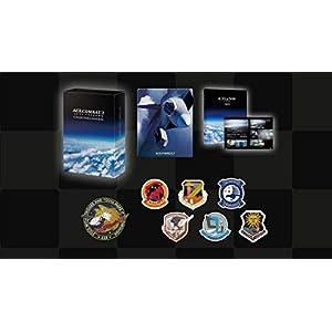 "【Amazon.co.jp 限定】【PS4】ACE COMBAT™ 7: SKIES UNKNOWN COLLECTOR""S EDITION【早期購入特典】「ACE COMBAT™ 5: THE UNSUNG WAR ( PS2移植版) 」 「プレイアブル機体 F-4E PhantomII」「歴代シリーズ人気機体スキン3種」がダウンロードできるプロダクトコード (封入) 【Amazon.co.jp限定】 PS4用オリジナルテーマをダウンロードできるプロダクトコード (配信)"