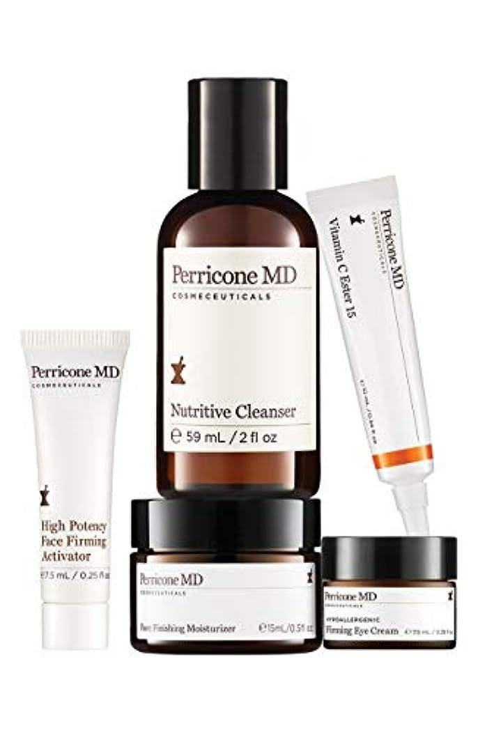 スチュアート島最後の力ドクターペリコン Discover The Power Essentials Kit: Nutritive Cleanser+Firming Activator+Finishing Moisturizer+Eye Cream...