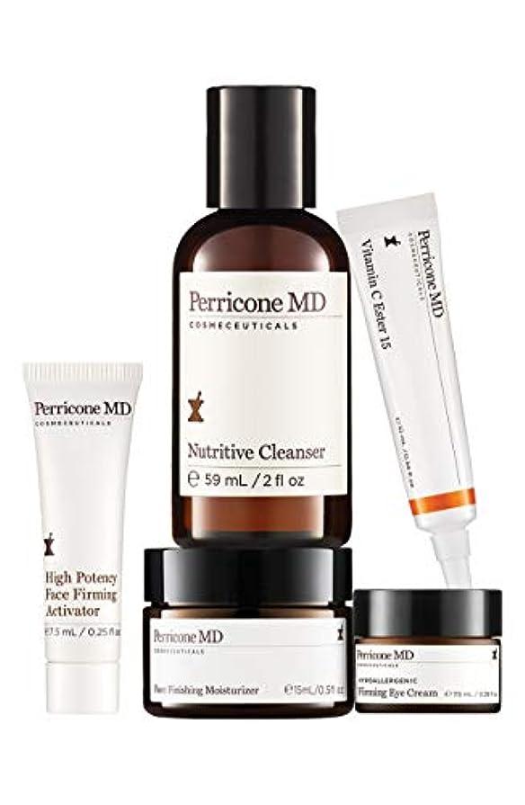 プロット真似るバインドドクターペリコン Discover The Power Essentials Kit: Nutritive Cleanser+Firming Activator+Finishing Moisturizer+Eye Cream...