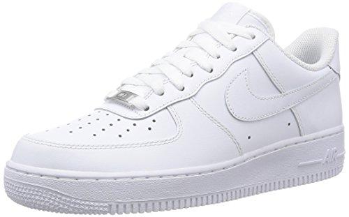 [ナイキ] AIR Force 1 '07 315122 ホワイト/ホワイト 27.5 cm