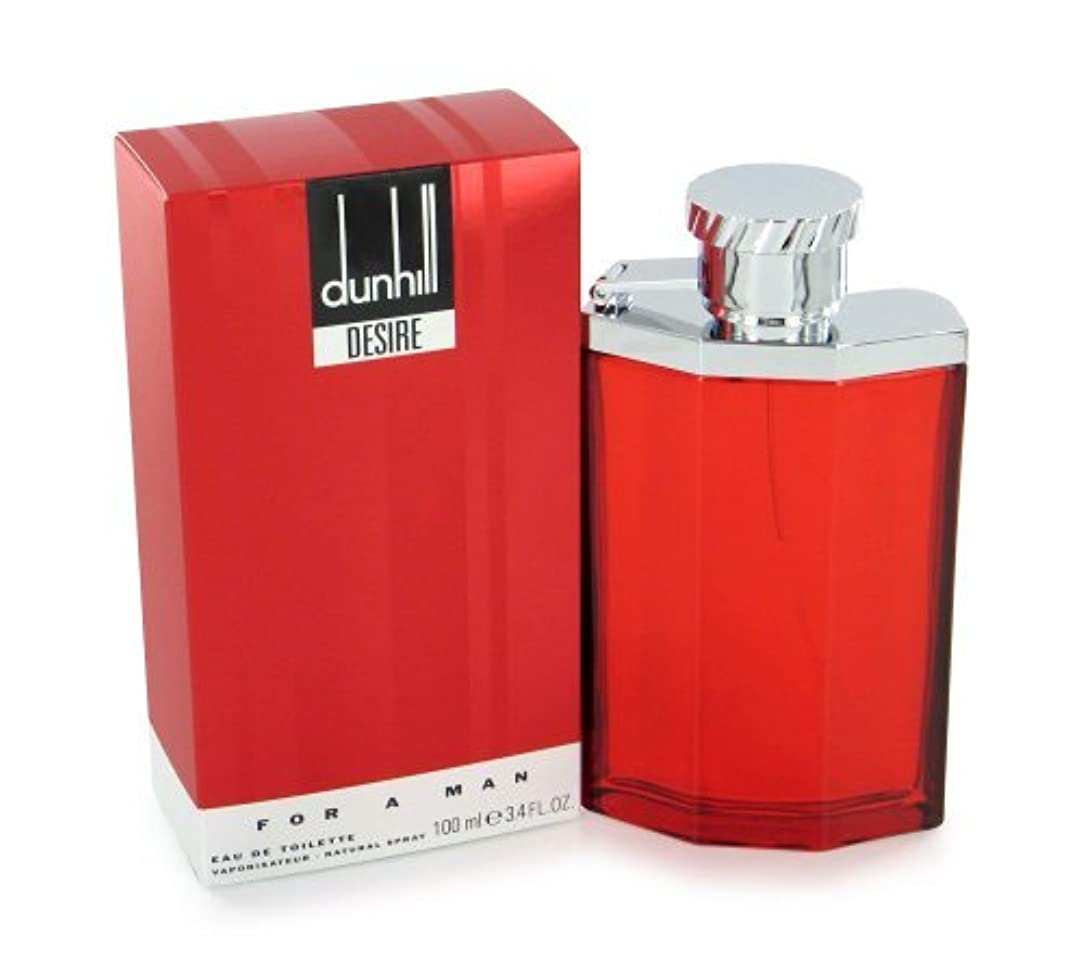 安定眩惑する老人DESIRE by Alfred Dunhill Eau De Toilette Spray for Men