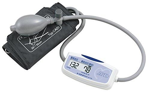 A&D 上腕式血圧計(手動加圧・血圧計)...