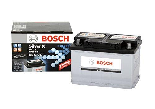 BOSCH (ボッシュ) 輸入車バッテリー シルバーX SLX-7C