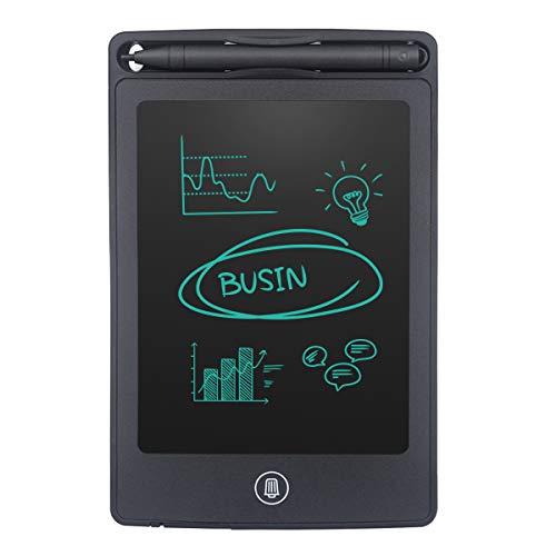 HOMESTEC 電子メモ デジタルメモ 6.5インチ 電子メモパッド ワンタッチ消去 ロック機能付き 手書きパッド 筆談ボードLCD液晶パネル ペン付き 学習 絵描き 打ち合わせ 伝言板 筆談ツール メモ取りなどに対応