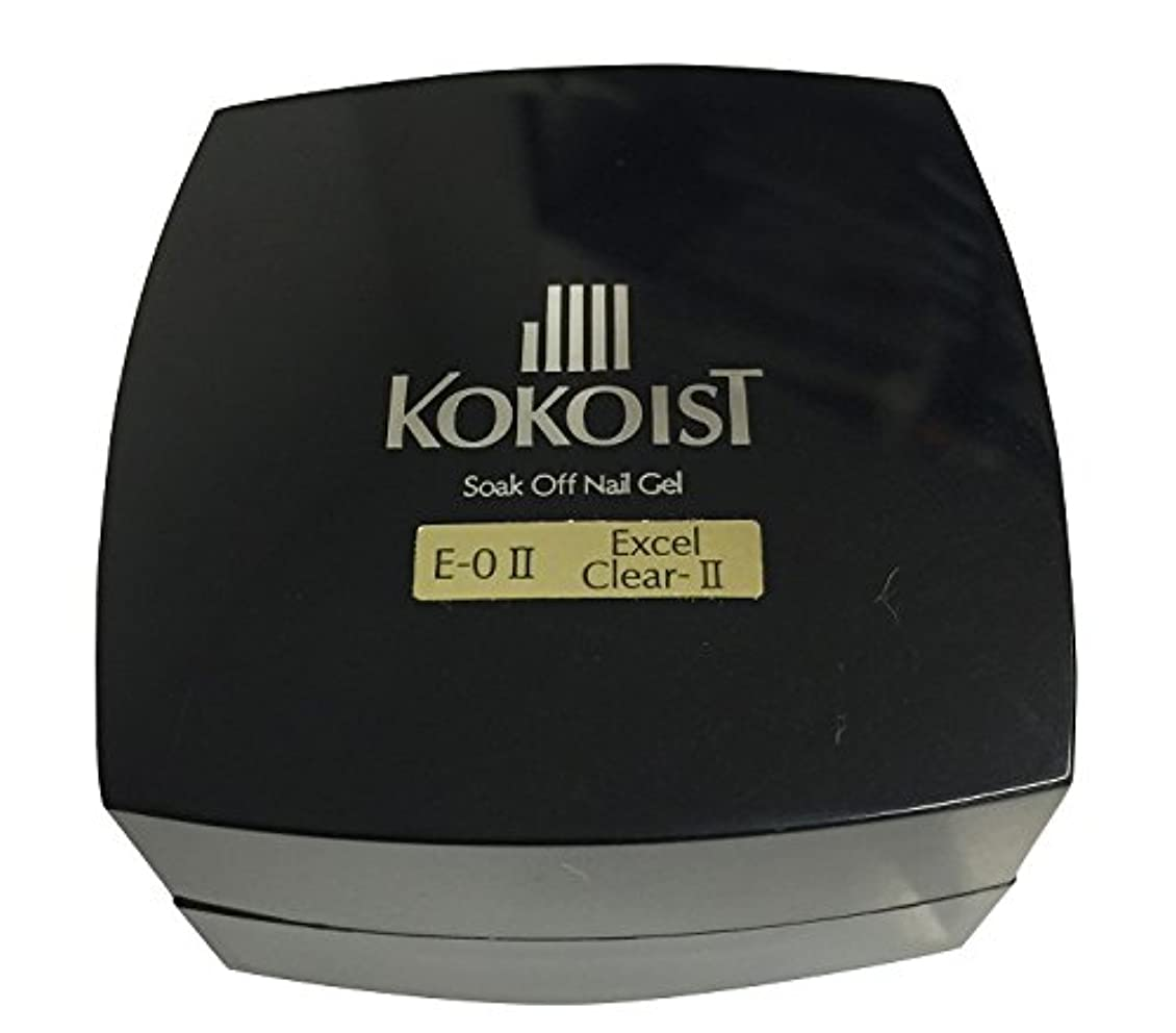 金貸し訪問工場KOKOIST(ココイスト) ソークオフクリアジェル エクセルライン II  20g