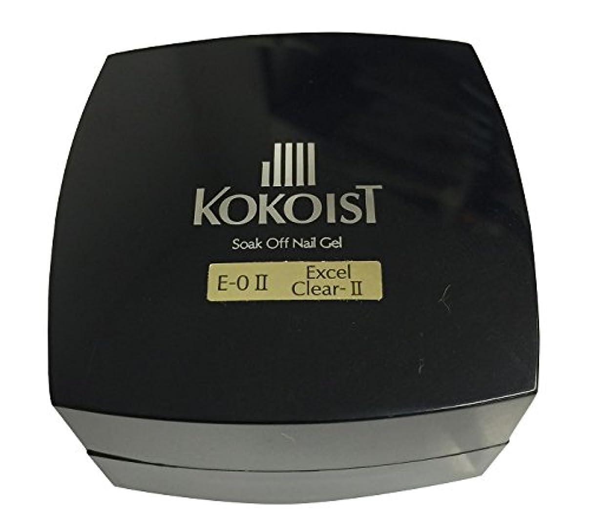 テニス受け取る大西洋KOKOIST(ココイスト) ソークオフクリアジェル エクセルライン II  20g