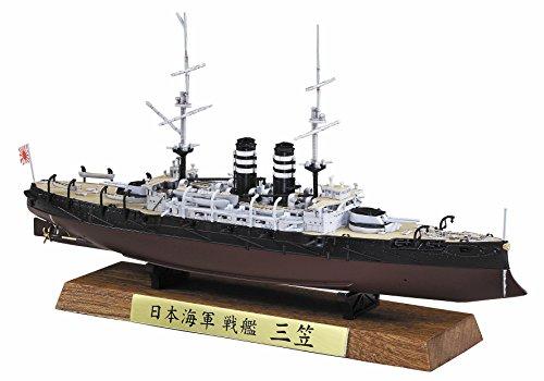 ハセガワ 1/700 日本海軍 戦艦 三笠 フルハルバージョン 竣工時 1902年 プラモデル 30044