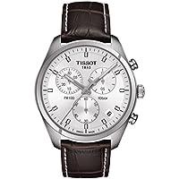 [ティソ]TISSOT 腕時計 PR100 ジェント クロノグラフ 10気圧防水 T1014171603100 メンズ 【正規輸入品】