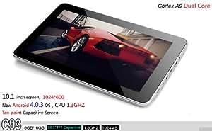 【C93】【アンドロイドタブレット 10.1型】【Dual core 搭載】【8GB ストレージ】