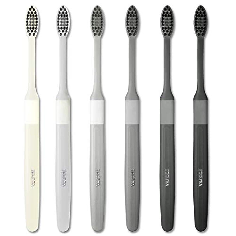 記憶に残るミリメートル特徴づけるFINEFRA歯ブラシ(6本セット)