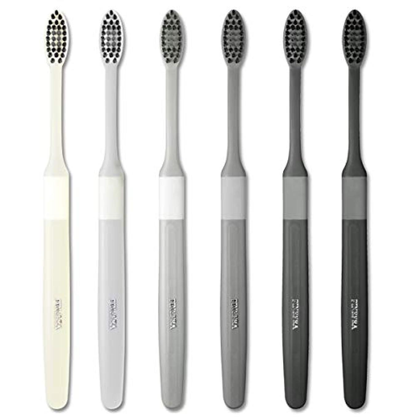 ホールドオールきらめくブラシFINEFRA歯ブラシ(6本セット)