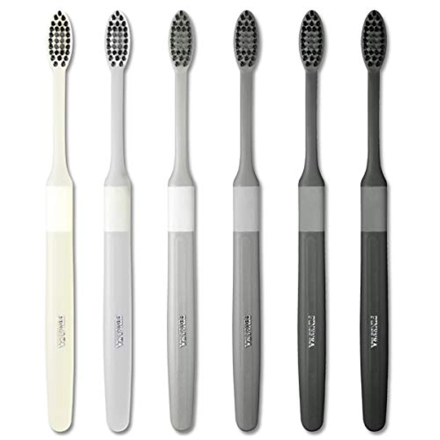 マニア満州組み立てるFINEFRA歯ブラシ(6本セット)