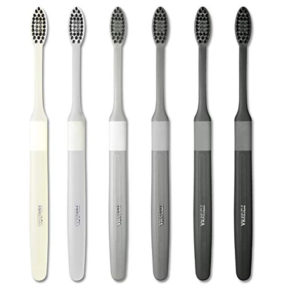 肉屋遺伝的ガジュマルFINEFRA歯ブラシ(6本セット)