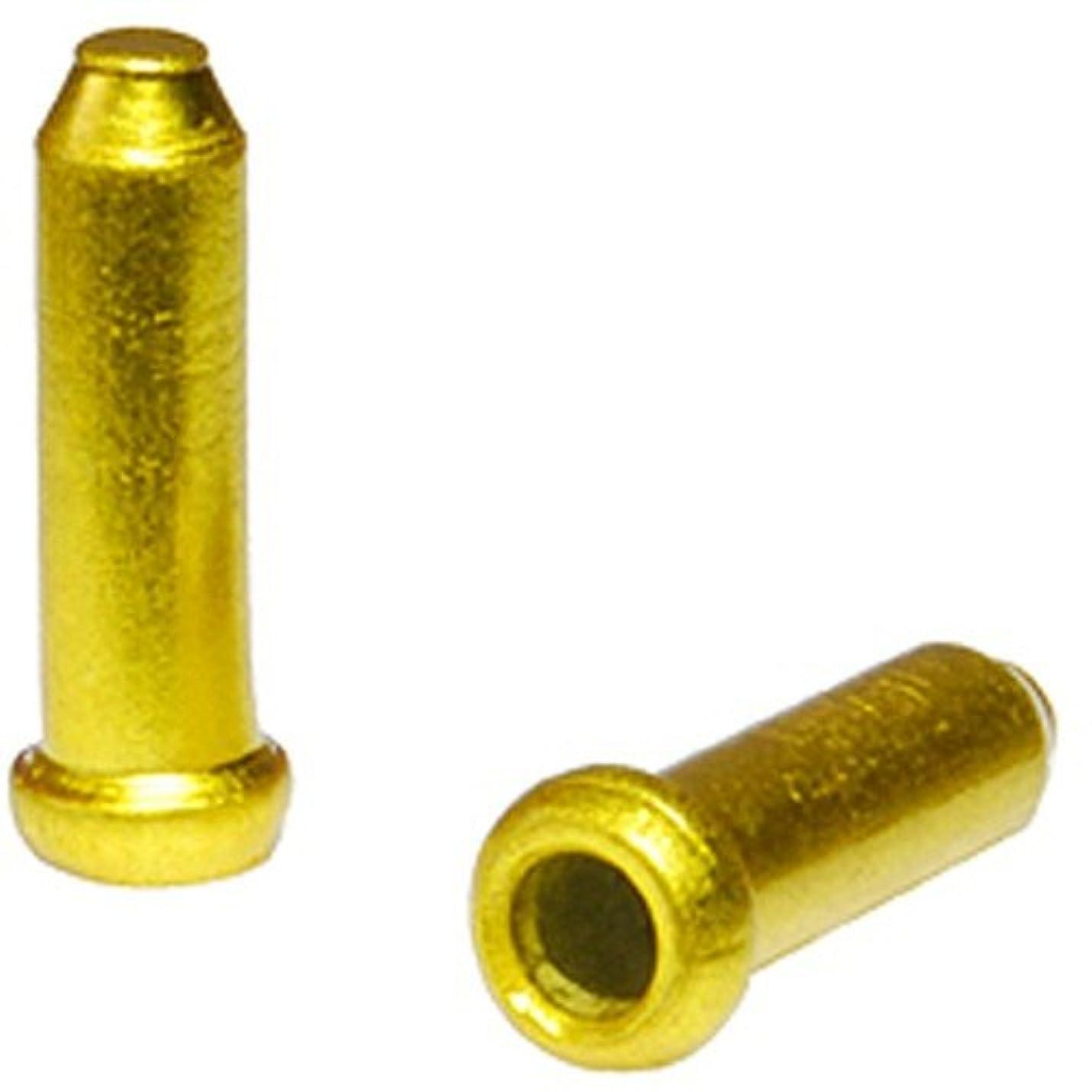 考古学的な槍連帯ALLIGATOR(アリゲーター) ブレーキ用インナーキャップ 4個入 LY-IPA03-GN-S ゴールド