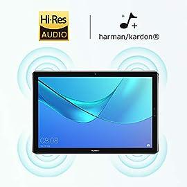 【Amazon.co.jp 限定】Huawei 10.8インチ MediaPad M5 10 タブレット ※Wi-Fiモデル RAM4GB/ROM32GB 7500mAh