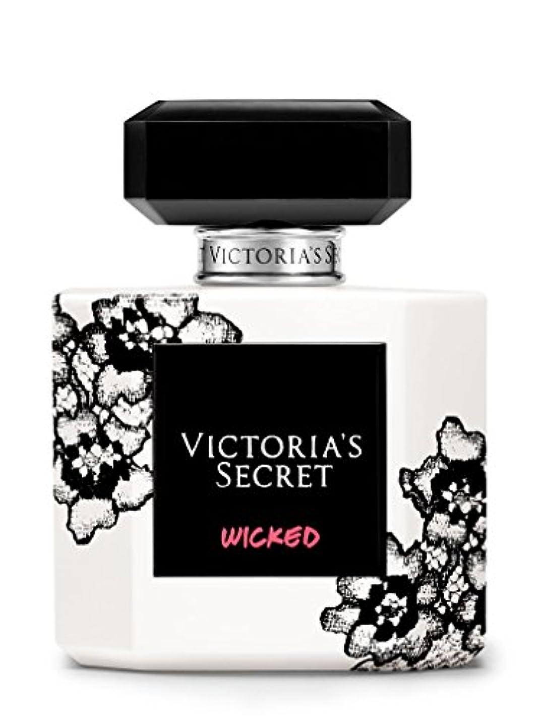 くちばし類推失Victoria's Secret Wicked (ビクトリア シークレット ウイックト) 3.4 oz (100ml) EDP Spray for Women