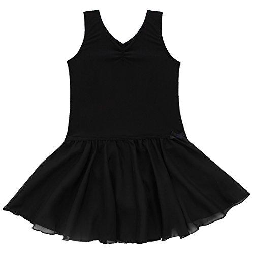 iixpin DRESS ガールズ US サイズ: 3-4 カラー: ブラック
