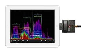 【正規品】2.4GHz対応iPhone/iPad/iPod用スペクトラムアナライザ WiPry-Pro