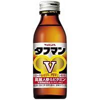 ヤクルト タフマンV 110ml瓶×40本入