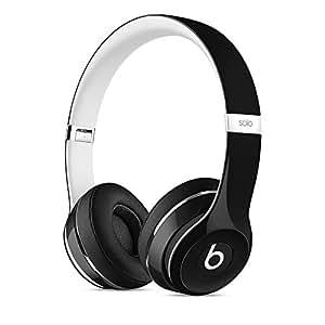 【国内正規品】Beats by Dr.Dre Solo2 Luxe Edition 密閉型オンイヤーヘッドホン ブラック ML9E2PA/A