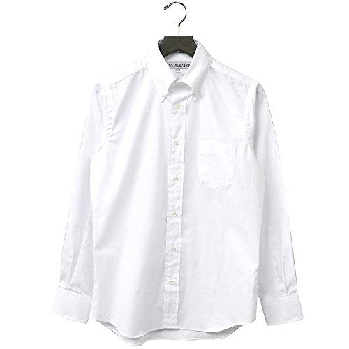 (インディビジュアライズドシャツ) INDIVIDUALIZED SHIRTS『PINPPOINT OXFORD』(WHITE)