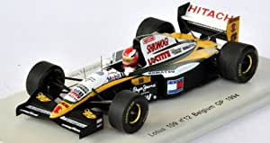 スパーク S1670 1/43 ロータス Team Lotus 109 #12 Belgium GP 1994
