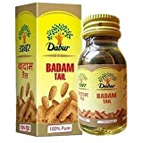 DABUR BADAM TAIL 100ML by Dabur [並行輸入品]