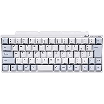 Happy Hacking Keyboard Professional BT 日本語配列/白 PD-KB620W