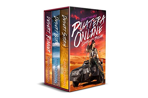 The Desert Sequence: Puatera Online bk 1-3 (English Edition)