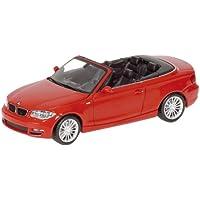 【MINICHAMPS/ミニチャンプス】1/43 BMW 1シリーズ カブリオレ 2007 レッド