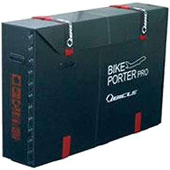 QBICLE (キュービクル) バイクポーター PRO コンパクトサイズ ブラック
