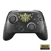 【任天堂ライセンス商品】ワイヤレスホリパッド for Nintendo Switch ゼルダの伝説【Nintendo Switch対応】