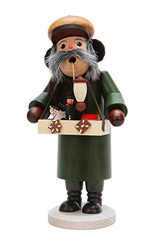 役割気球銀河Alexander Taron 35-274 Christian Ulbricht Incense Burner - Toy Merchant with Many Small Toys