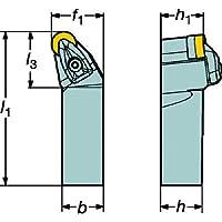 サンドビック コロターンRC ネガチップ用シャンクバイト DRSNL2525M12