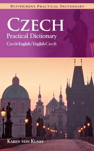 Download Czech-English/English-Czech Practical Dictionary (Hippocrene Practical Dictionary) 0781811074